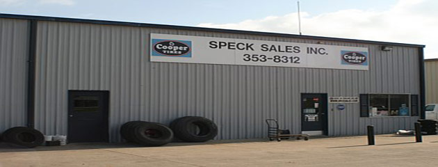 Speck Sales Inc Location