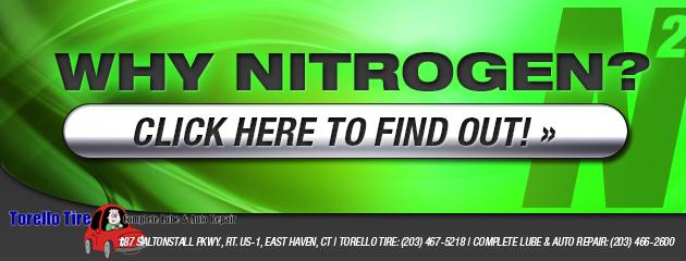 Why Nitrogen?