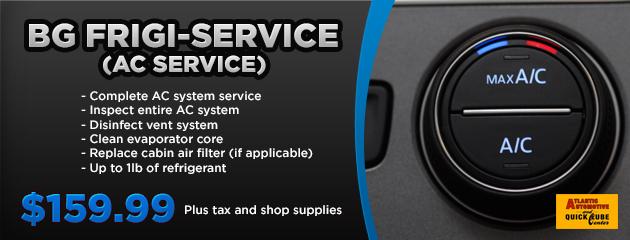 BG Frigi-Service