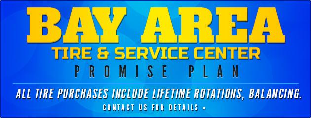 Bay Area Tire & Service Center Promise Plan