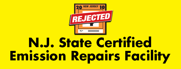 N.J. State Certified Emission Repairs Facility