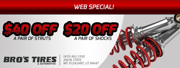 Shocks & Struts Special