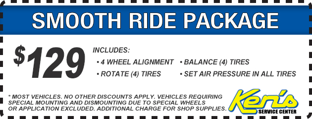 Smooth Ride Package