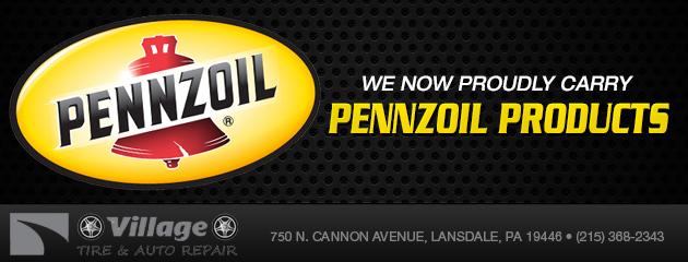Pennzoil Motor Oils