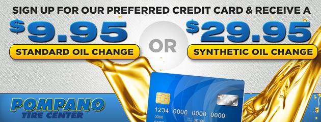 Preferred Credit Card
