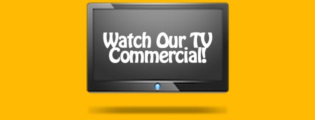 Our TV ad