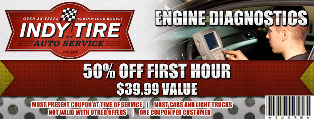 Engine Diagnostics Special