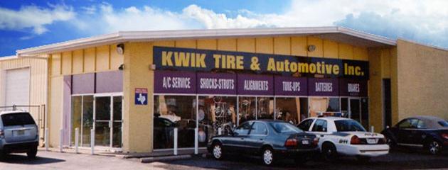 Kwik Tire Picture