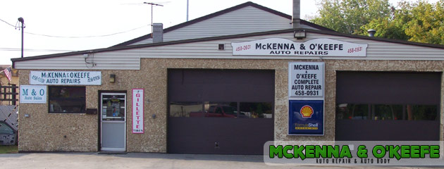 McKenna Location
