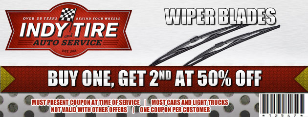 Wiper Blade Specials