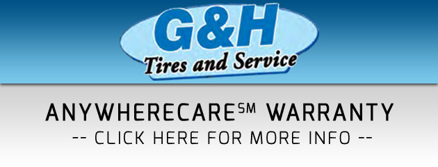 AnyWhereCare Warranty