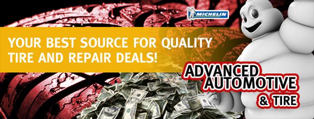 Advanced Automotive and Tire Savings