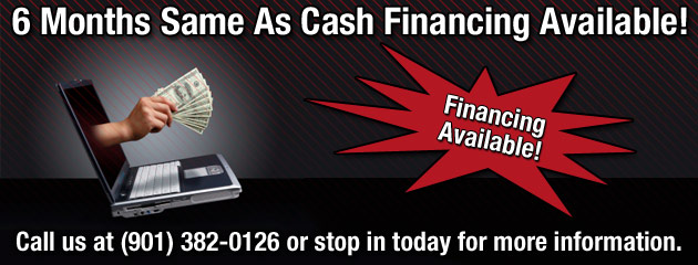 Performance Tire And Service - In Store Financing