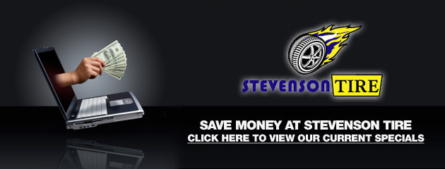 Stevenson Tire_Coupons Specials