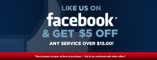$5off Your Next Service