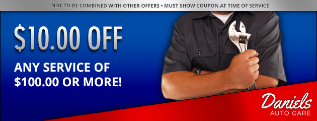 Any Service Coupon