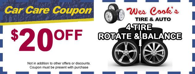 Tire Rotate