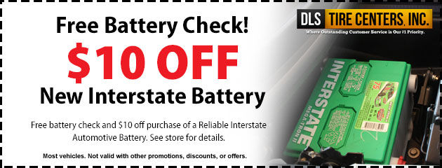 Free Battery Check!
