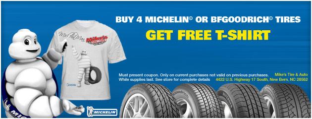 Michelin T-shirt