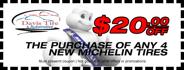 Michelin Tire Deal