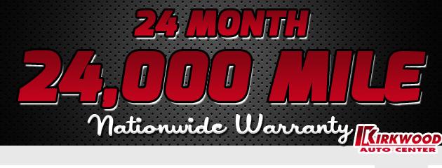 Kirkwood Warranty