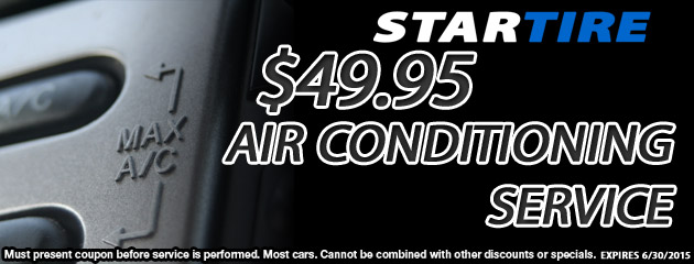 $49.95 Air Conditioning Service