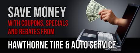 Hawthorne Tire Savings