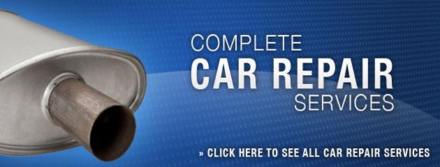 Car Repair Services at Pearson Tire