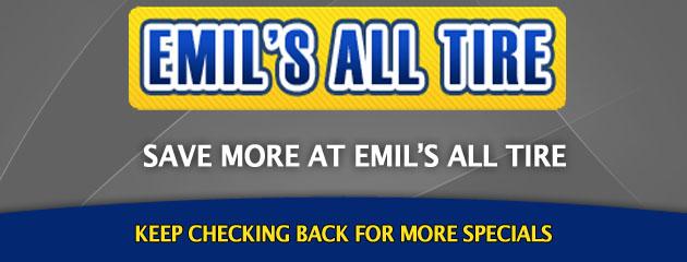 Emils All Tire_Coupons Specials