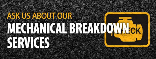 Mechanical Breakdown Services