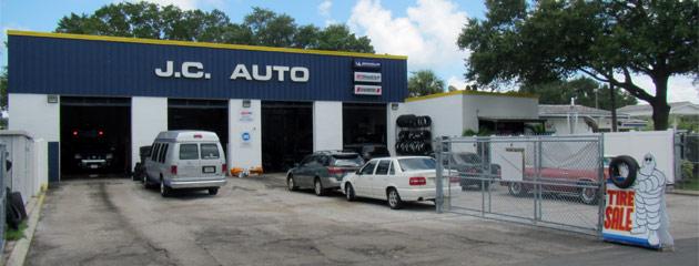 JC Automotive Service INC