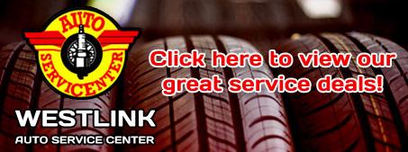 Westlink Auto Service Center Savings