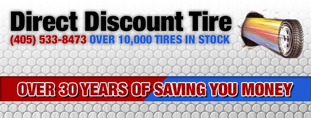 Direct Discount Tire Savings