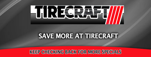 TireCraft_Coupons Specials