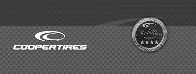 Cooper Tires Medallion Program