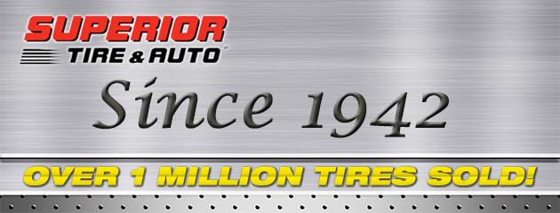Since 1942 | Over 1 Million