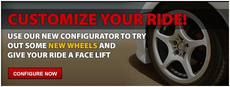 Star Tire Wheel Configurator