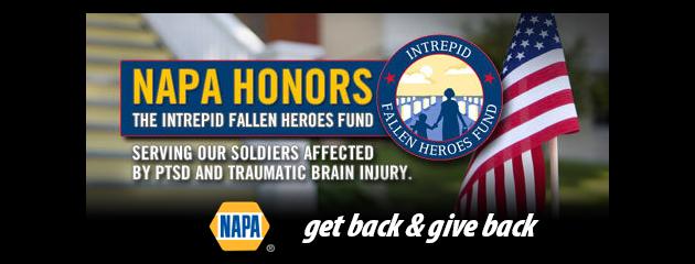 Napa Honors the Intrepid Fallen Heroes Fund