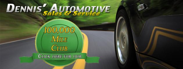 Dennis Automotive Mile Club