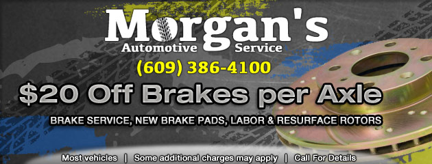 $20 off Brakes Special