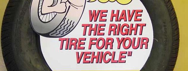 Jackson Tire & Alignment Tires
