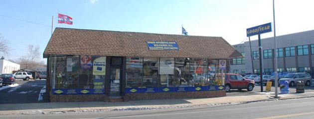 Dennis Automotive Building Coupon