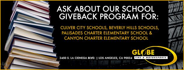 School Giveback Program