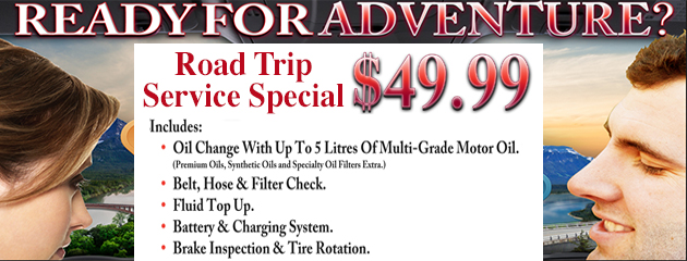 $49.99 Service Package