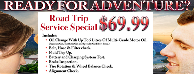 $69.99 Service Package