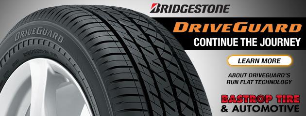The Bridgestone Driveguard Tire