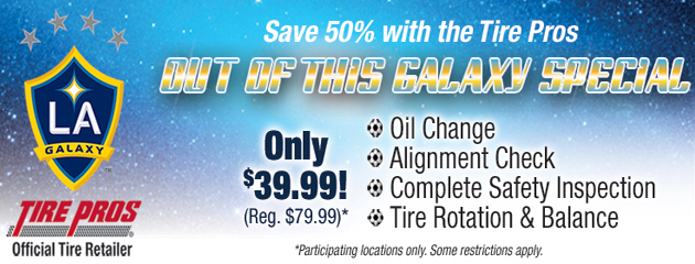 Tire Pros - Out Of This Galaxy