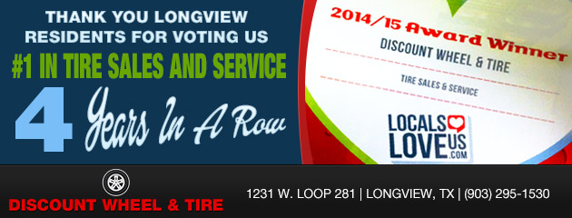 #1 In Tires And Service