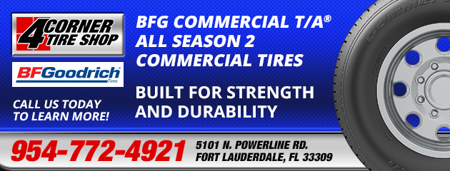 BFG Commercial T/A All Season 2  Commercial Tires