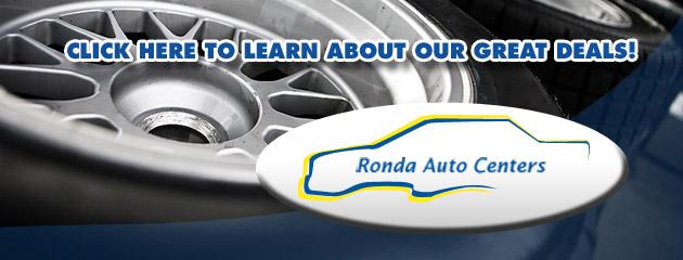 Ronda Auto Centers